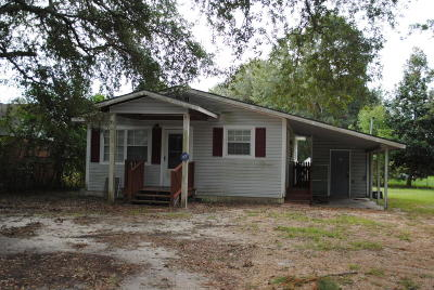 Gulfport Single Family Home For Sale: 2125 Switzer Rd