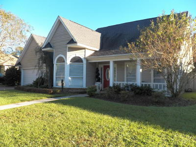 Gulfport Single Family Home For Sale: 2367 Park Pl Dr