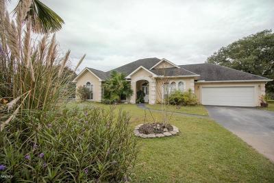 Pass Christian Single Family Home For Sale: 12550 Vidalia Rd