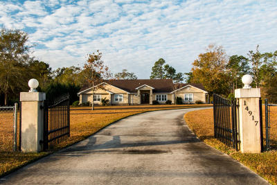 Vancleave MS Single Family Home For Sale: $475,000