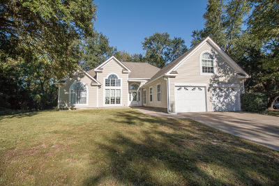 Pass Christian Single Family Home For Sale: 102 Fairway Dr