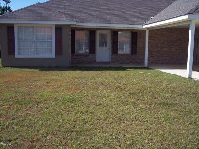 Waveland Single Family Home For Sale: 809 Kyle Cir