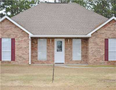 Saucier Single Family Home For Sale: 20104 W Wortham Rd