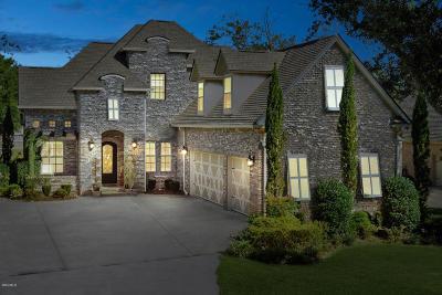 Pass Christian Single Family Home For Sale: 7919 Magnolia