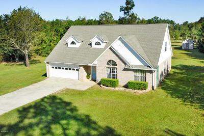 Pass Christian Single Family Home For Sale: 25084 Honeysuckle Ln