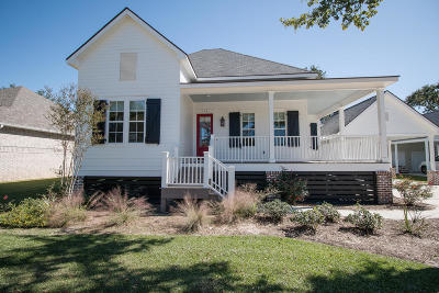 Gulfport Single Family Home For Sale: 154 Phillips Dr