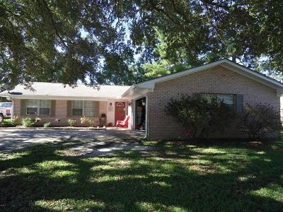 Biloxi Single Family Home For Sale: 695 Valerie Dr