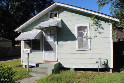 Gulfport Single Family Home For Sale: 1312 19th St