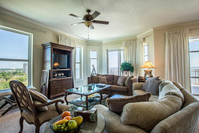 Gulfport Condo/Townhouse For Sale: 2230 Beach Dr #P-1301