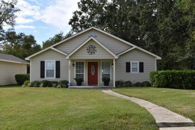 Long Beach Single Family Home For Sale: 201 Harris Ave