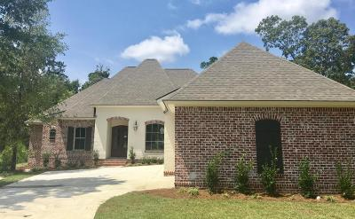 Pass Christian Single Family Home For Sale: Lot 9 Victoria Ln