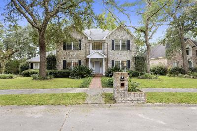 Ocean Springs Single Family Home For Sale: 3820 Chaumont Cir