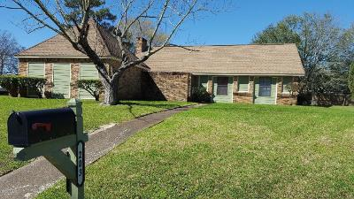 Long Beach Single Family Home For Sale: 203 McGuire Dr