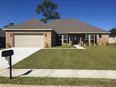 Gulfport Single Family Home For Sale: 10442 Sweet Bay Dr
