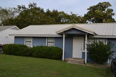 Pass Christian Single Family Home For Sale: 154 Holiday Ave