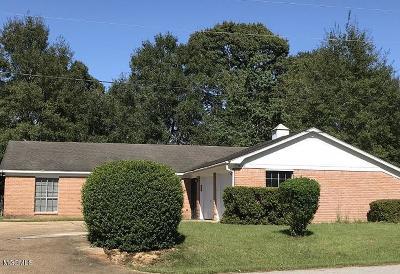 Diamondhead Single Family Home For Sale: 8706 W Diamondhead Dr