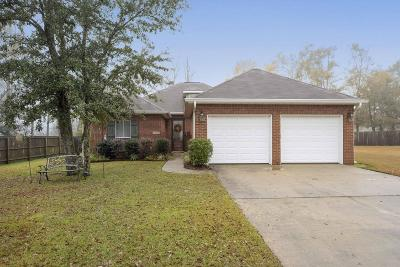 Gulfport Single Family Home For Sale: 13707 Dunvegan Dr