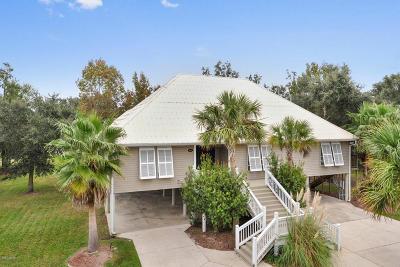Pass Christian Single Family Home For Sale: 645 Royal Oak Dr