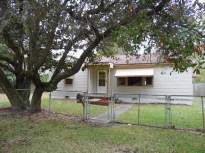 Single Family Home For Sale: 1705 Park Blvd