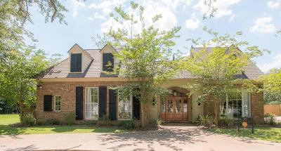 Gulfport Single Family Home For Sale: 4907 Courthouse Rd