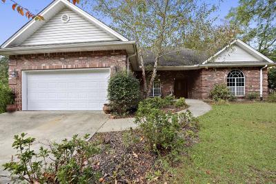 Diamondhead Single Family Home For Sale: 6410 Iona St