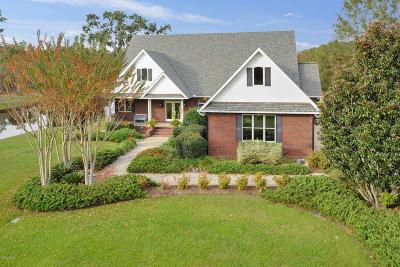 Gulfport Single Family Home For Sale: 13348 John Clark Rd