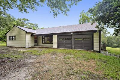 Biloxi Single Family Home For Sale: 5523 Whetstone Rd