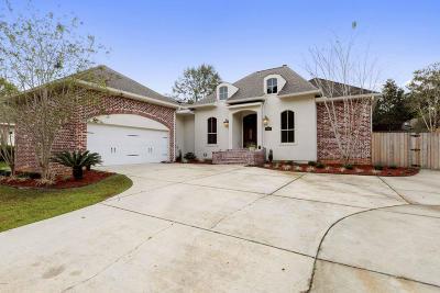 Ocean Springs Single Family Home For Sale: 4016 Dunsinane Ave