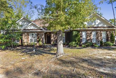 Diamondhead Single Family Home For Sale: 844 Kipona Ct