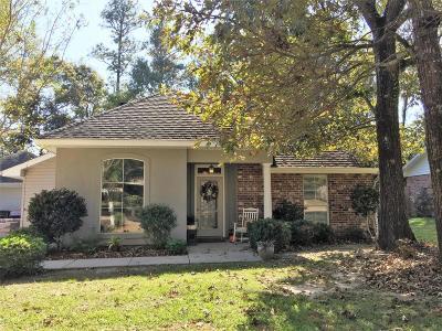 Diamondhead Single Family Home For Sale: 88112 Kipapa Way