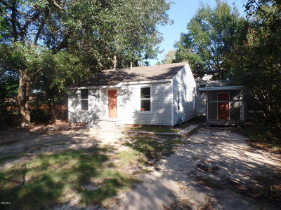Gulfport Single Family Home For Sale: 2210 21st St