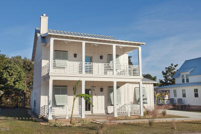 Gulfport Single Family Home For Sale: 184 Phillips Dr