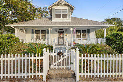 Gulfport Single Family Home For Sale: 2102 19th Ave