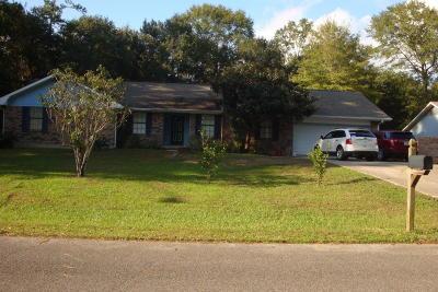 Diamondhead Single Family Home For Sale: 5615 Ahekolo Cir