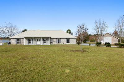 Gulfport Single Family Home For Sale: 15181 Dawnland Dr