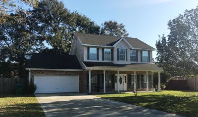 Gulfport Single Family Home For Sale: 15077 Remington Dr