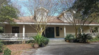 Pass Christian Single Family Home For Sale: 26264 Walnut Rd