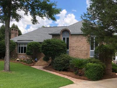 Ocean Springs Single Family Home For Sale: 14020 Puerto Dr