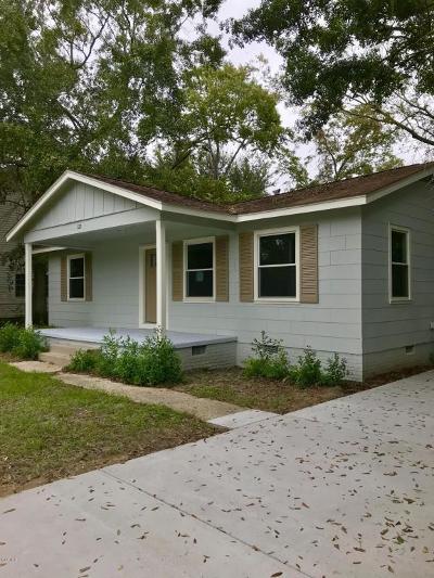 Biloxi Single Family Home For Sale: 172 Daisy St