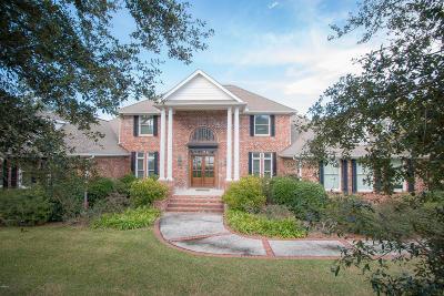 Pass Christian Single Family Home For Sale: 1025 E Beach Blvd