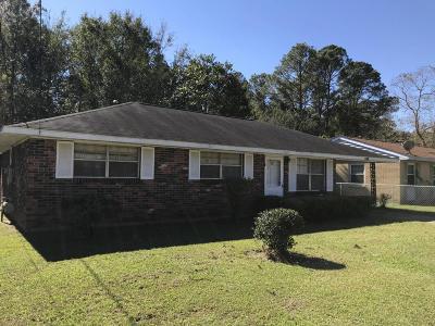Gulfport Single Family Home For Sale: 4025 Ponderosa Dr