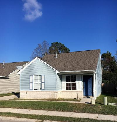 Gulfport Single Family Home For Sale: 10632 Red Bud Ct