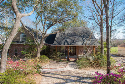 Biloxi Single Family Home For Sale: 9081 Scenic River Dr