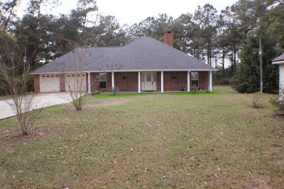 Pass Christian Single Family Home For Sale: 10339 Old Sidney Rd