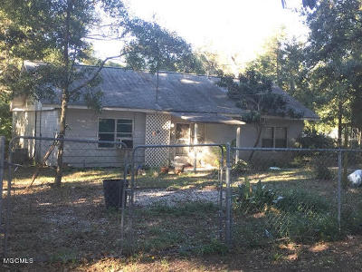 Gulfport Single Family Home For Sale: 836 27th St