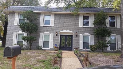 Biloxi Single Family Home For Sale: 2553 Mercedes Dr