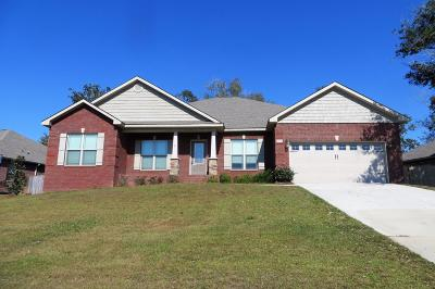 Ocean Springs Single Family Home For Sale: 9505 Sanctuary Blvd