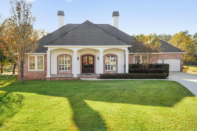 Biloxi Single Family Home For Sale: 8692 Paulettes Pl