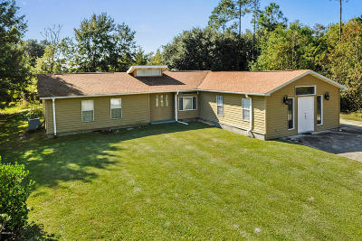 Bay St. Louis Single Family Home For Sale: 204 Henley Pl