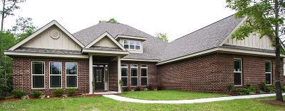 Ocean Springs Single Family Home For Sale: 6625 Sugarcane Cir